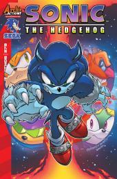 Sonic the Hedgehog #279
