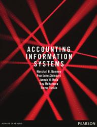 Accounting Information Systems Australasian Edition Book PDF