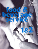 Food and Beverage Service S NVQ Levels 1 And 2 Book