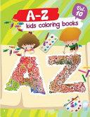 Kids Coloring Books A Z PDF