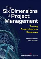The Six Dimensions of Project Management PDF