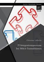 IT-Integrationsprozesse bei M&A-Transaktionen