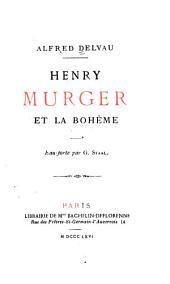 Henry Murger et la Bohème