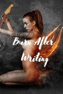 Burn After Writing Book PDF