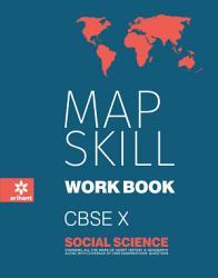 Map Skill Workbook Social Science Class 10th Book PDF