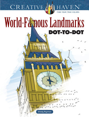 Creative Haven World Famous Landmarks Dot to Dot