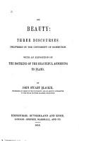 On Beauty PDF