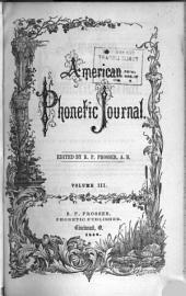 American Phonetic Journal: Volumes 3-5