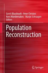 Population Reconstruction