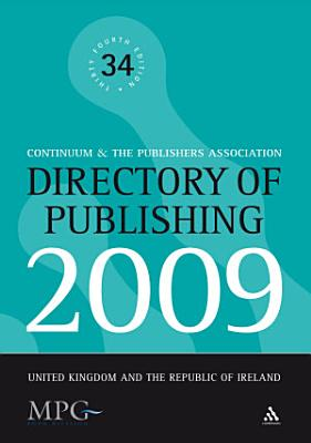 Directory of Publishing 2009 PDF