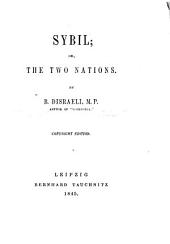 Sybil: Or, The Two Nations, Part 3
