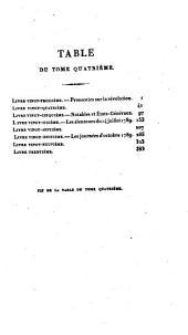 Souvenirs sur Marie Antoinette ... et sur la cour de Versailles: Volume4