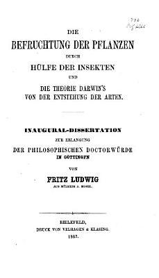 Befruchtung Der Pflanzen PDF