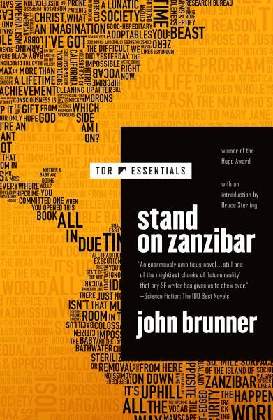 Download Stand on Zanzibar Book