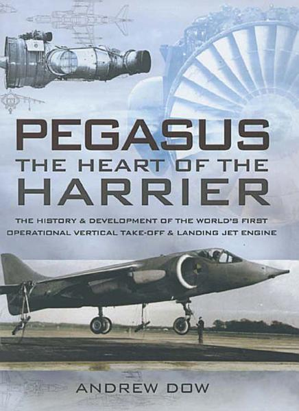 Pegasus  The Heart of the Harrier