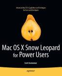 Mac OS X Snow Leopard for Power Users PDF
