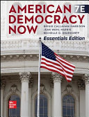 Looseleaf for American Democracy Now  Essentials