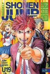 Weekly Shonen Jump 02/13/2017
