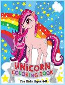 Unicorn Coloring Books