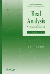 Real Analysis: A Historical Approach, Edition 2