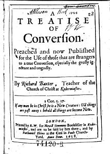 A Treatise of Conversion PDF