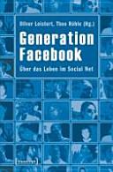 Generation Facebook PDF