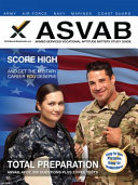 2017 Asvab Armed Services Vocational Aptitude Battery Study Guide Book PDF