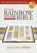 Holman Rainbow Study Bible