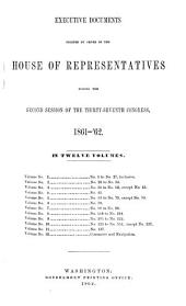 House Documents: Volume 8; Volume 174