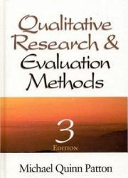 Qualitative Research Evaluation Methods Book PDF