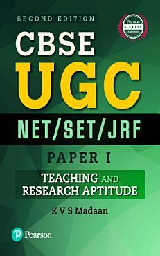 UGC NET SET Paper I   Teaching and Research Aptitude  2e PDF