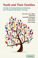 Youth and Their Families PDF