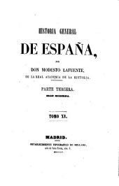 Historia general de España: Volumen 15