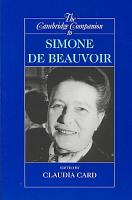 The Cambridge Companion to Simone de Beauvoir PDF