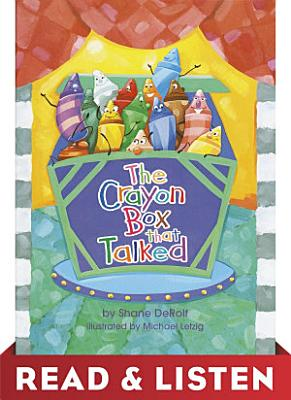 The Crayon Box that Talked  Read   Listen Edition