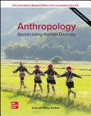 ISE Anthropology  Appreciating Human Diversity