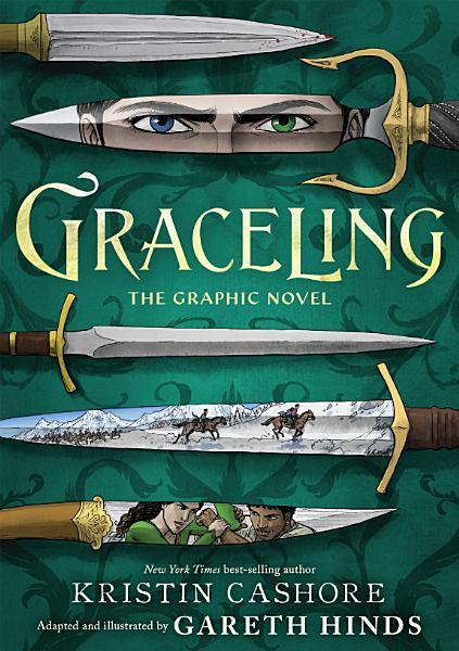 Download Graceling  Graphic Novel  Book