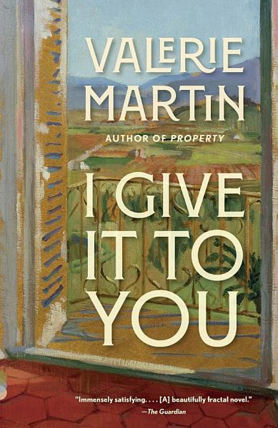 Download I Give It to You Book
