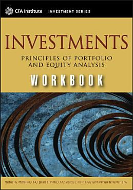 Investments Workbook PDF