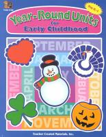 Year Round Units for Early Childhood PDF