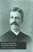 History of Frackville  Schuylkill County  Pa PDF
