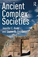Ancient Complex Societies PDF