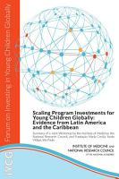 Scaling Program Investments for Young Children Globally PDF