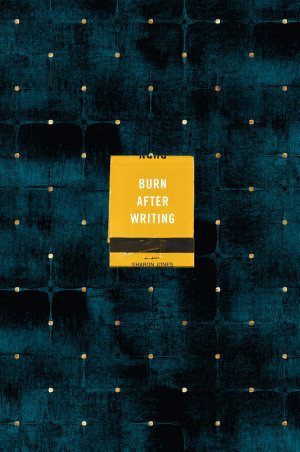 Burn After Writing  Dots