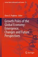 Growth Poles of the Global Economy  Emergence  Changes and Future Perspectives PDF
