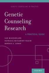Genetic Counseling Research PDF