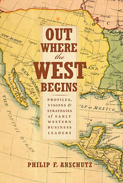 Download Out Where the West Begins Book