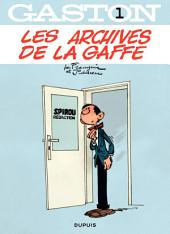 Gaston - tome 01 - Les archives de La Gaffe