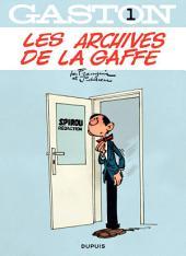 Gaston - tome 01 - Les archives de La Gaffe