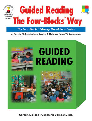 Guided Reading the Four Blocks   Way  Grades 1   3 PDF